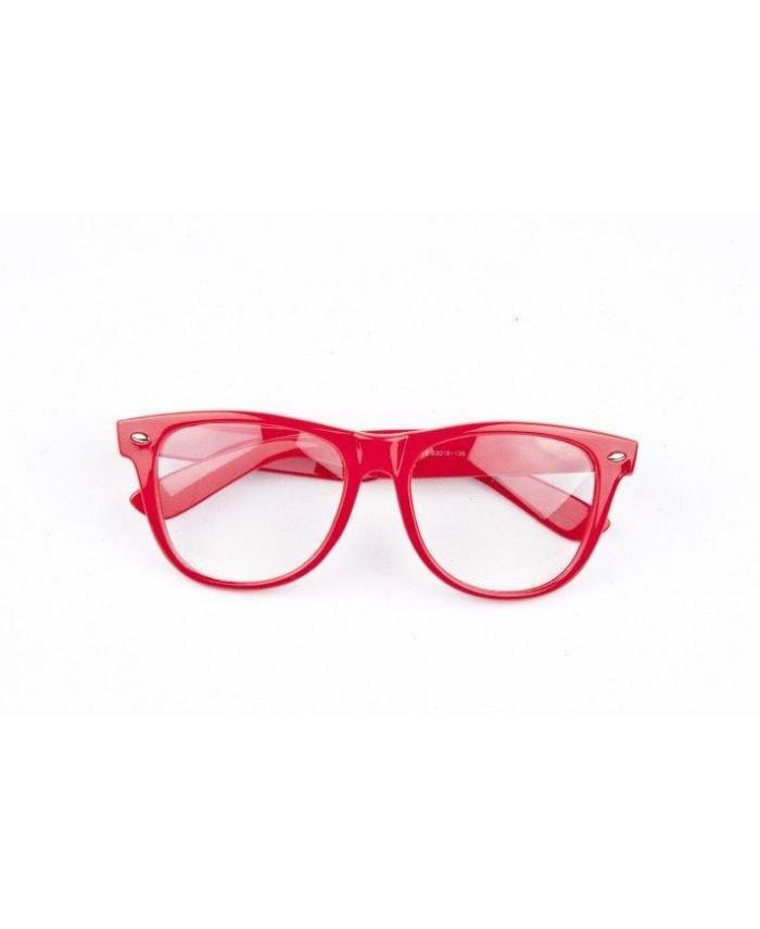 df77210518 ... Fausses lunettes de vue Rouge; Wayfarer de vue Rouge ...