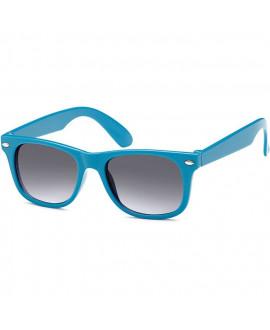 Lunettes bleu style Ray Ban