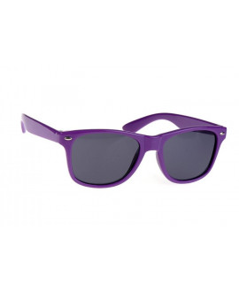 Lunettes violette style Ray Ban