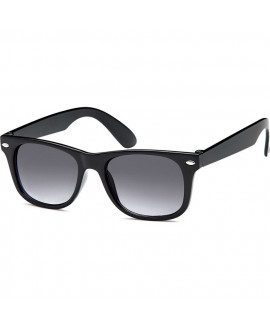Lunettes noires style Ray Ban