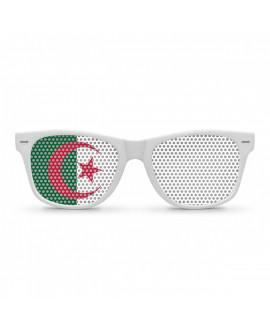 Lunettes Drapeau Algérien