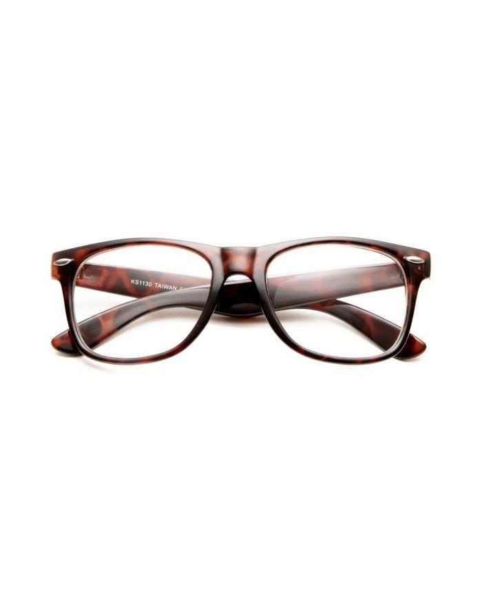 fausse lunette de vue monture leopard. Black Bedroom Furniture Sets. Home Design Ideas