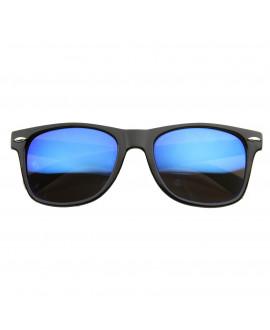 lunettes wayfarer effet miroir mais aussi lunettes type. Black Bedroom Furniture Sets. Home Design Ideas