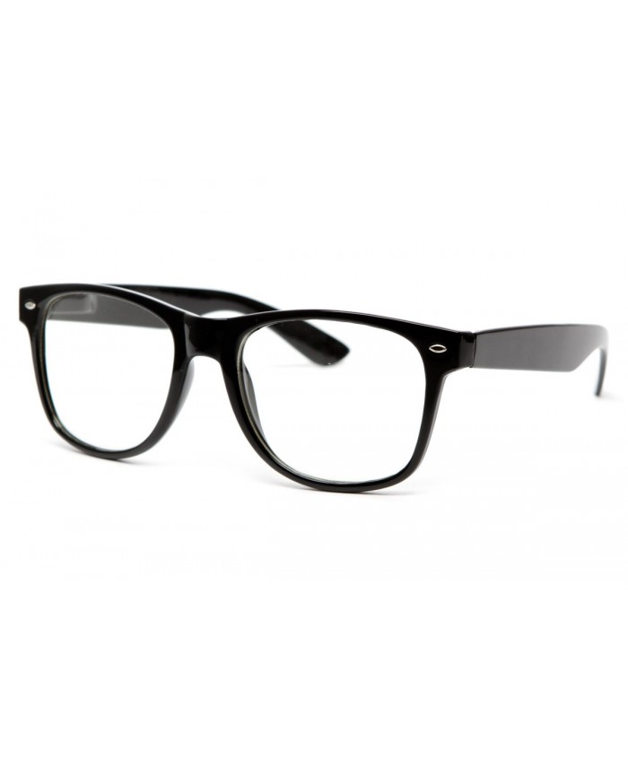 lunette ray ban wayfarer verre transparent