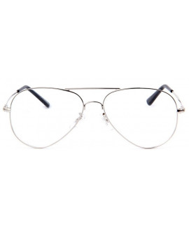 Lunette Vintage Aviator sans correction