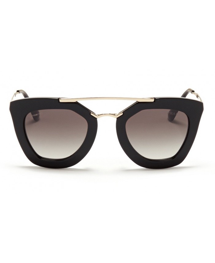 lunettes style prada double pont. Black Bedroom Furniture Sets. Home Design Ideas