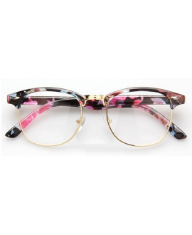 Lunettes style Clubmaster Léo