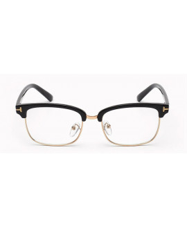 Lunettes Style Tom Ford Noir