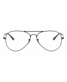 Lunette Aviator sans correction Noir