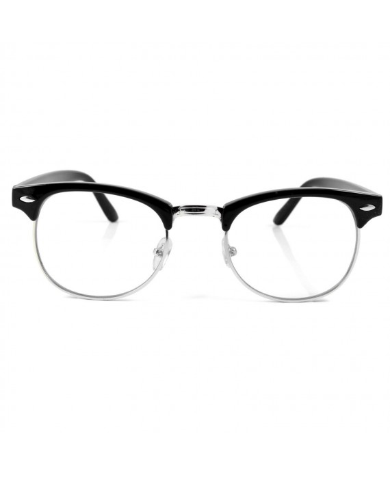Lunettes sans correction style Clubmaster