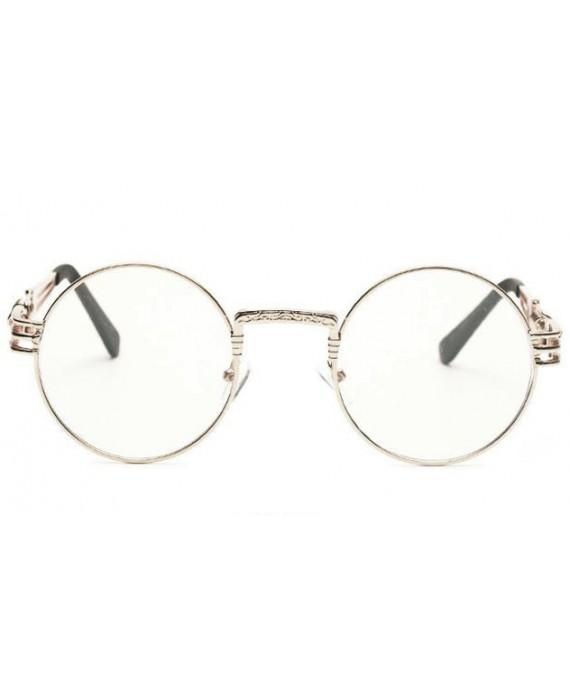 lunettes sans correction rappeur argent pas cher. Black Bedroom Furniture Sets. Home Design Ideas