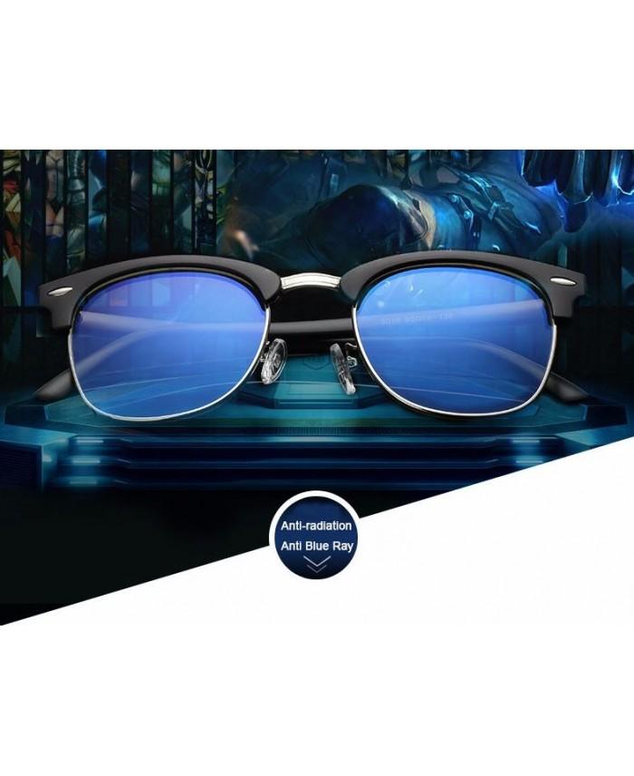 314f3a10c20c6 ... Lunettes odinateur Anti lumière bleue Clubmaster leopard ...