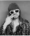 Lunettes Kurt cobain goggles Noir