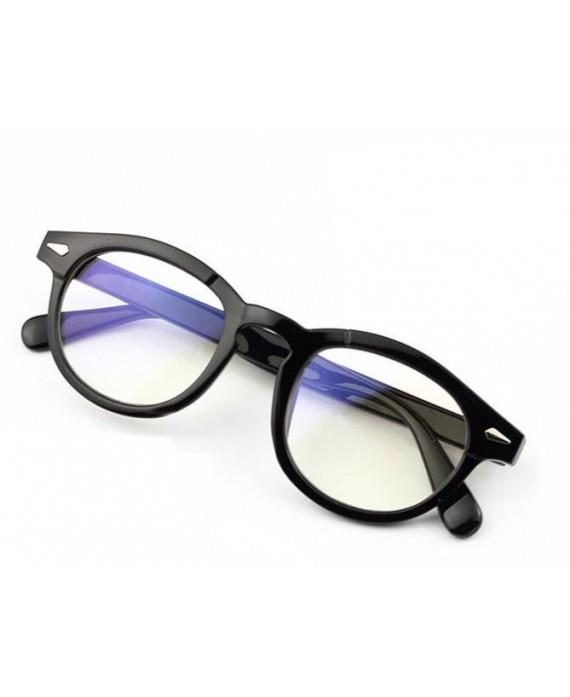 Lunettes d'ordinateur anti reflet bleu Depp Noir