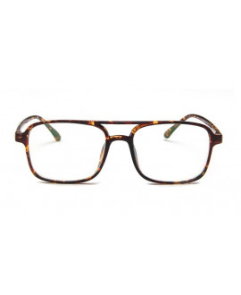 Lunette sans correction Aviator Small leopard toirtoise