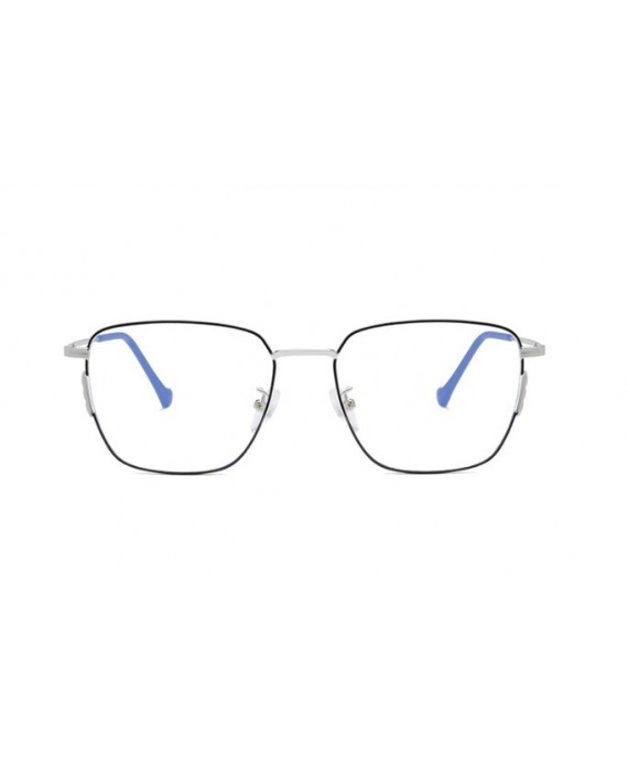 Lunettes protection anti lumière bleue Diamond Argent