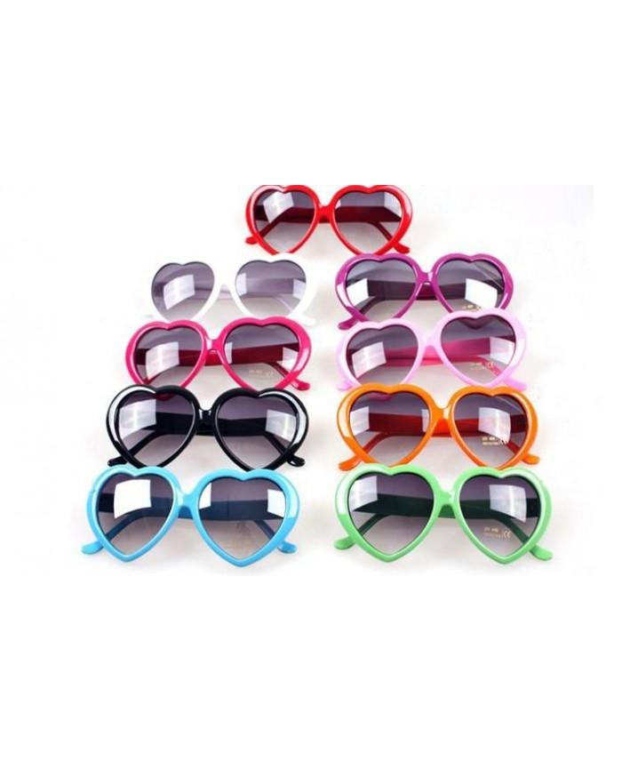 lunettes oupe de couleur