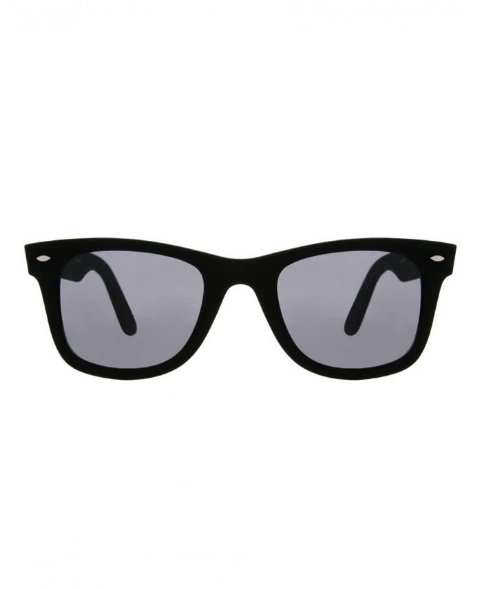 Lunette de soleil Style Wayfarer Noire -