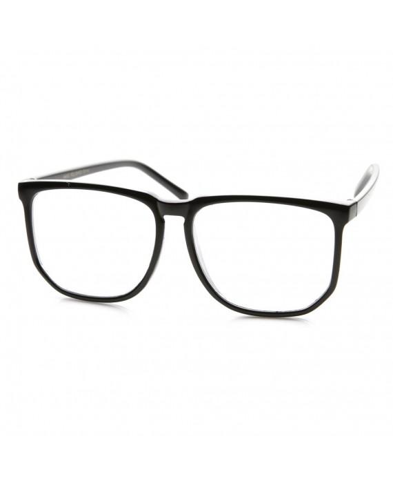 Fausse Lunette Geek Noir pour le style