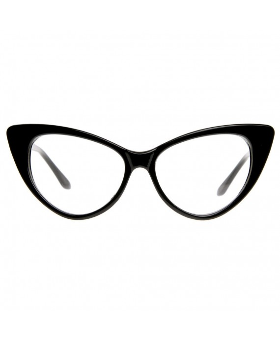 Lunettes sans correction Cat Eyes