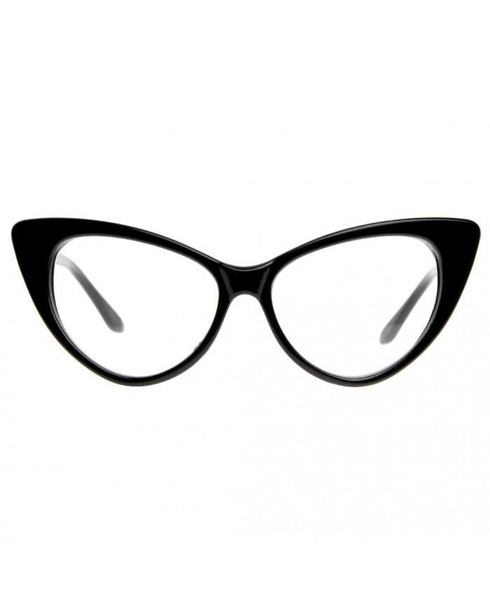 lunettes sans correction cat eyes lunette vintage. Black Bedroom Furniture Sets. Home Design Ideas