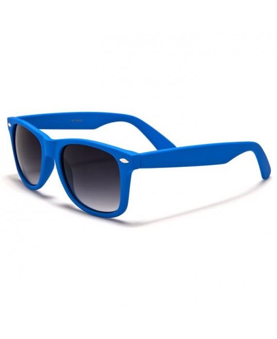 Lunette Wayfarer pas cher Bleu Foncé
