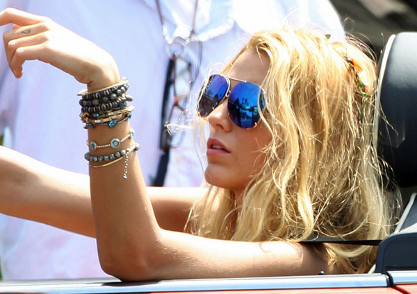 lunette de soleil ray ban aviateur femme