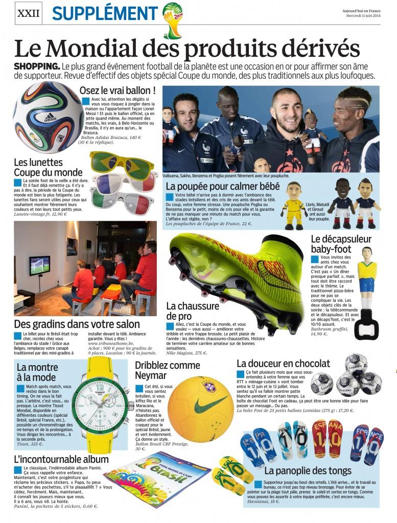 le parisien supplement coupe du monde