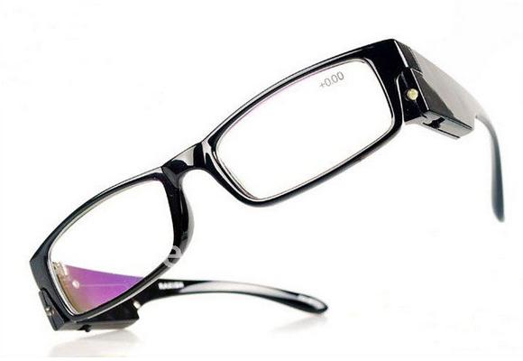 lunette de lecture eclairante